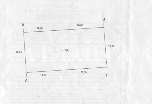 Продается земельный участок на ул. Виноградный Пер. — 50 000 у.е.