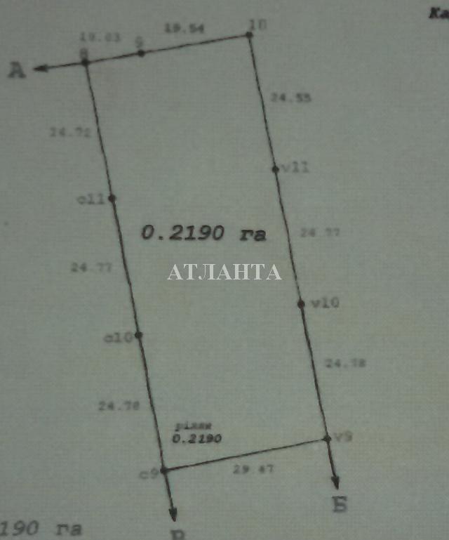 Продается земельный участок на ул. Вишневая — 32 000 у.е.
