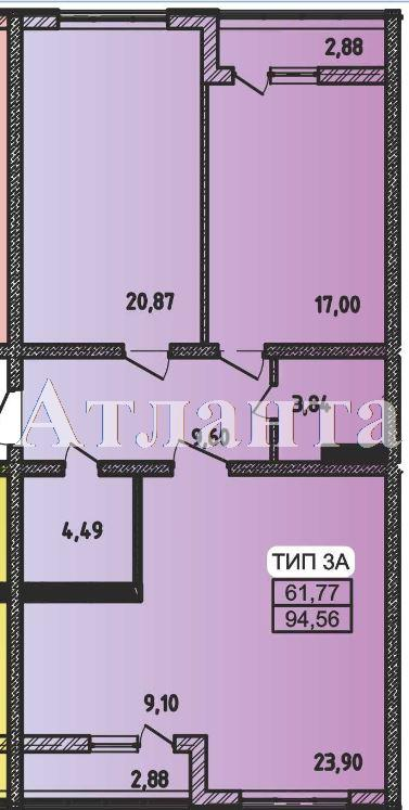 Продается 3-комнатная квартира на ул. Пестеля — 49 700 у.е. (фото №4)