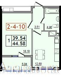 Продается 2-комнатная Квартира на ул. Сахарова — 40 230 у.е. (фото №3)