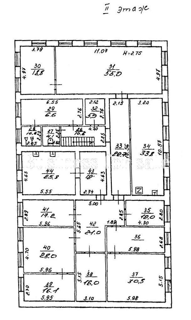Продается Здание общего назначения на ул. Гефта Николая (Петренко) — 350 000 у.е. (фото №12)