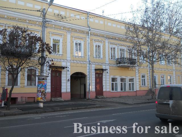 Продается Офис на ул. Большая Арнаутская (Чкалова) — 500 000 у.е.