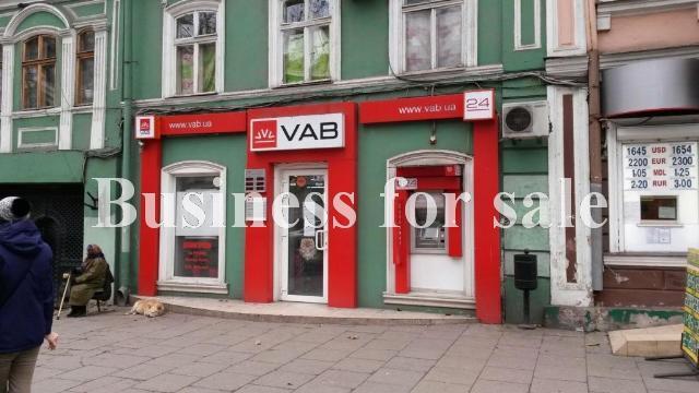 Продается Помещение на ул. Пушкинская — 190 000 у.е.
