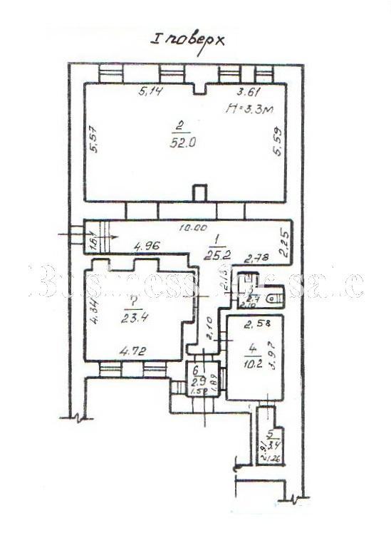 Продается Офис на ул. Успенская (Чичерина) — 300 000 у.е. (фото №6)