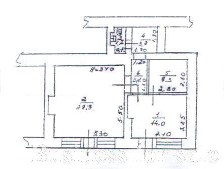 Продается Магазин на ул. Тираспольская (1905 Года Ул.) — 95 000 у.е. (фото №2)