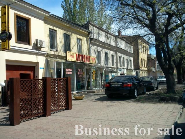Продается Магазин на ул. Малая Арнаутская (Воровского) — 140 000 у.е.