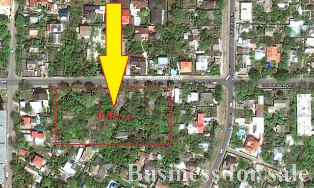Продается Земельные угодия на ул. Львовская — 3 000 000 у.е.