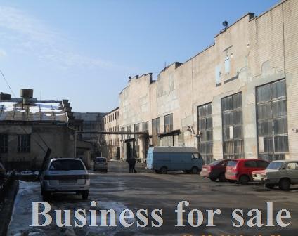 Продается Предприятие на ул. Прохоровская (Хворостина) — 8 000 000 у.е.