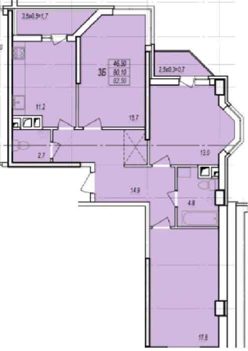 Продается 3-комнатная квартира на ул. Балковская (Фрунзе) — 57 000 у.е.