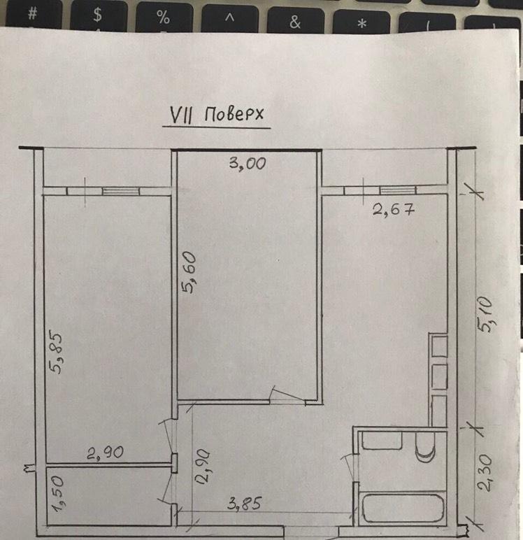 Продается 2-комнатная квартира на ул. Жемчужная — 69 000 у.е. (фото №13)