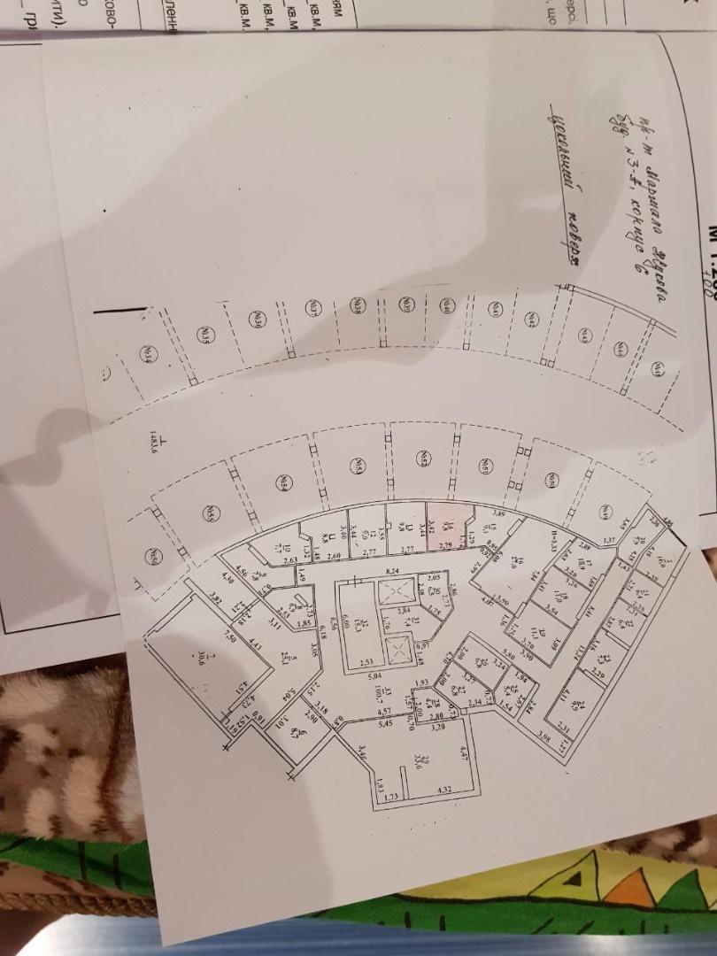 Продается 2-комнатная квартира на ул. Небесной Сотни Пр. (Жукова Марш. Пр., Ленинской Искры Пр.) — 56 000 у.е. (фото №11)