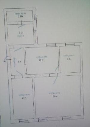 Продается Офис на ул. Банный Пер. — 40 000 у.е. (фото №2)