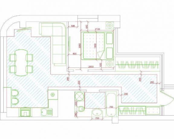Продается 1-комнатная Квартира на ул. Макаренко — 59 000 у.е. (фото №8)