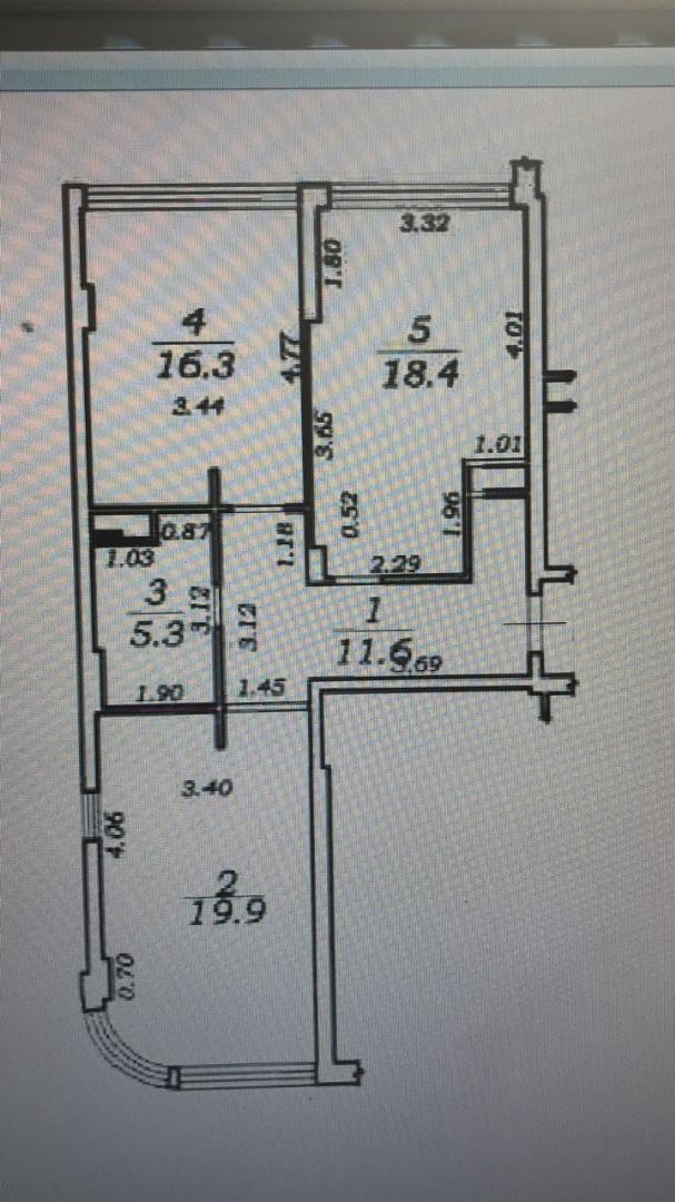 Продается 2-комнатная Квартира на ул. Средняя (Осипенко) — 85 000 у.е. (фото №7)