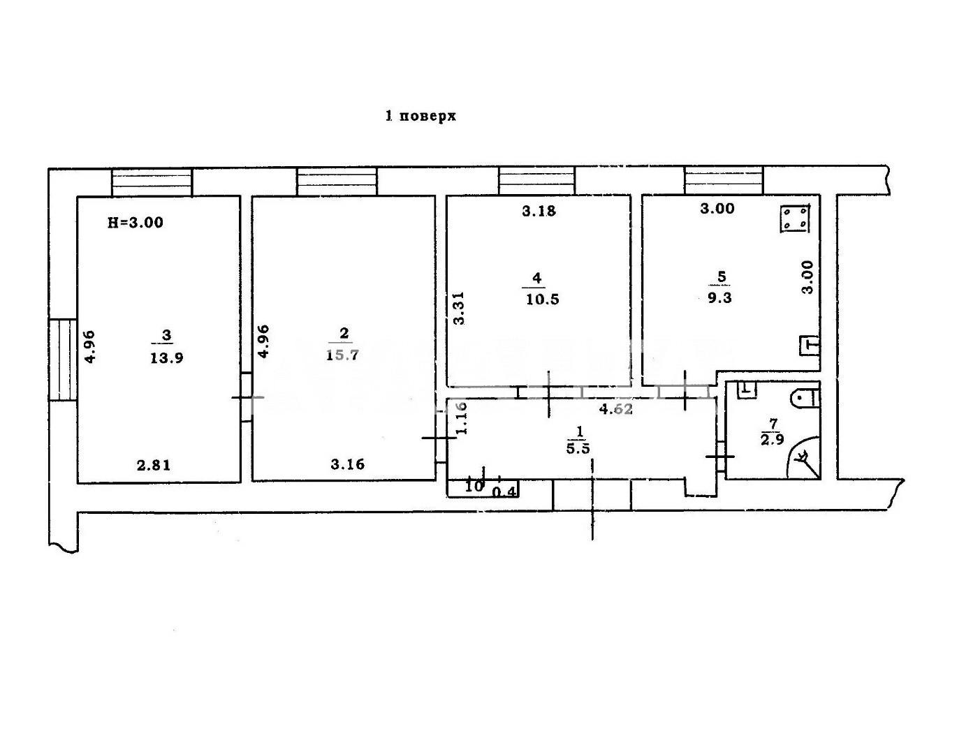 Продается 3-комнатная Квартира на ул. Красная — 40 000 у.е. (фото №12)