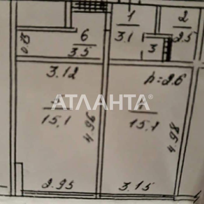 Продается 2-комнатная Квартира на ул. Золотой Берег Бул. — 35 000 у.е. (фото №15)