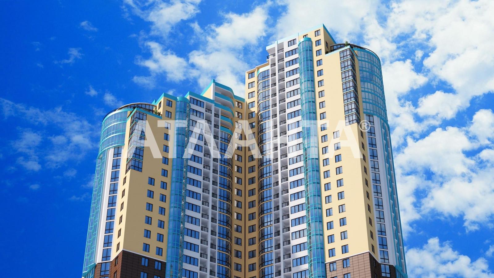 Продается 1-комнатная Квартира на ул. Фонтанская Дор. (Перекопской Дивизии) — 32 600 у.е. (фото №2)