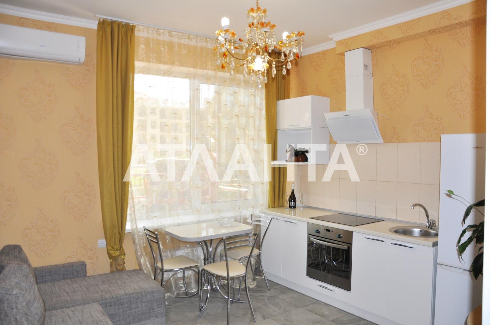 Продается 1-комнатная Квартира на ул. Французский Бул. (Пролетарский Бул.) — 52 000 у.е.