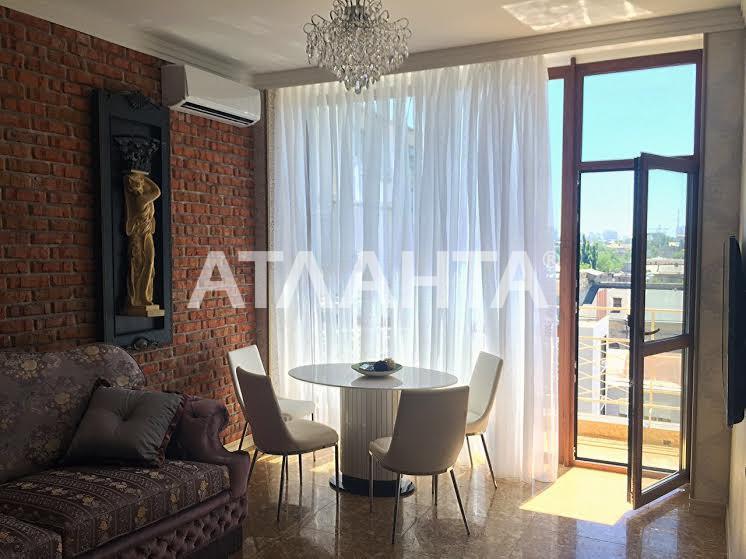 Продается 1-комнатная Квартира на ул. Греческая (Карла Либкнехта) — 160 000 у.е.
