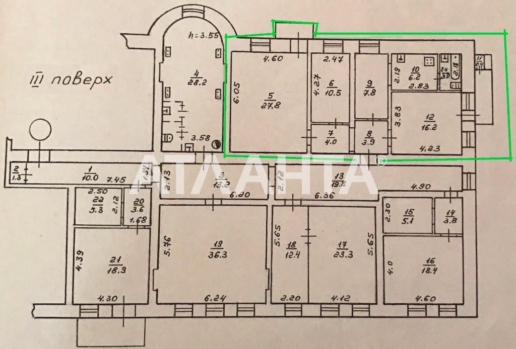 Продается 3-комнатная Квартира на ул. Ришельевская (Ленина) — 51 000 у.е. (фото №14)