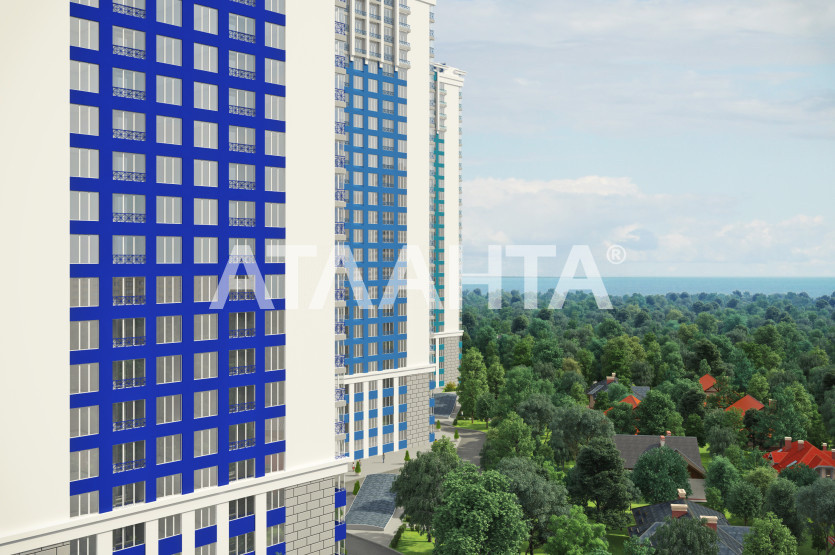 Продается 2-комнатная Квартира на ул. Толбухина — 57 040 у.е.
