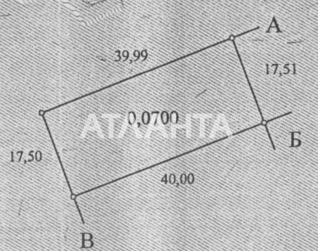 Продается Земельный участок на ул. Приморская — 6 000 у.е.