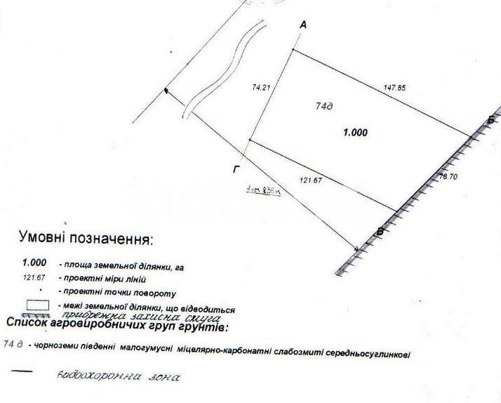 Продается Земельный участок  — 180 000 у.е.
