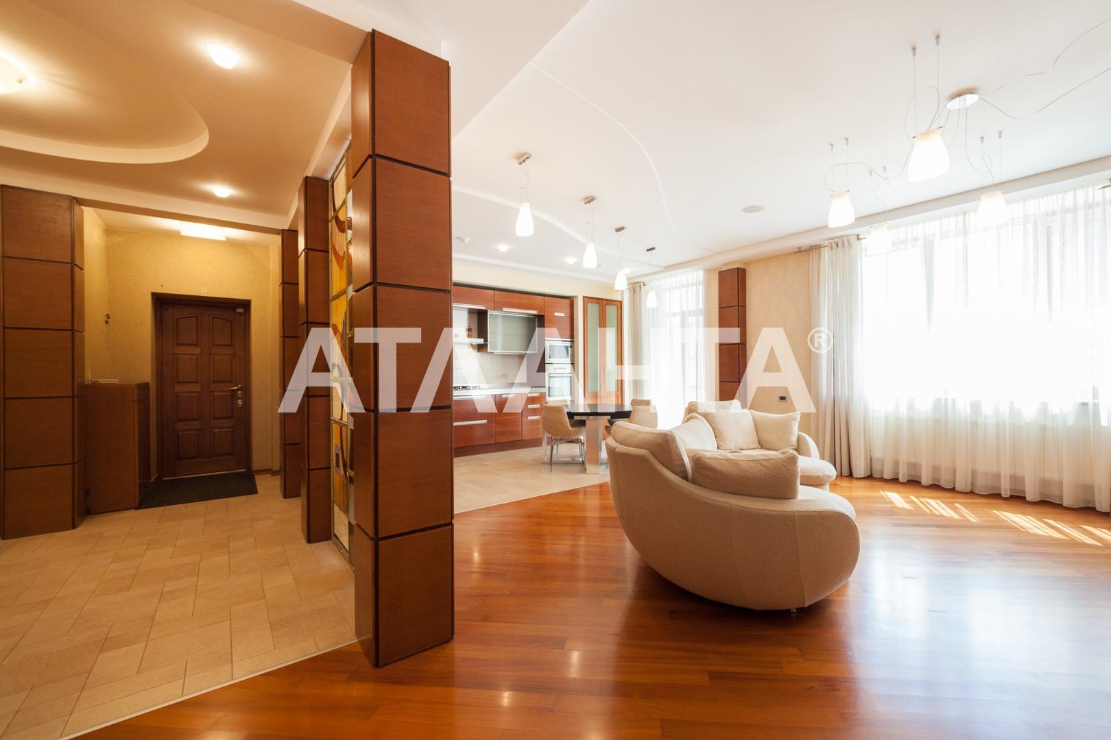 Продается 3-комнатная Квартира на ул. Педагогический Пер. — 195 000 у.е. (фото №3)