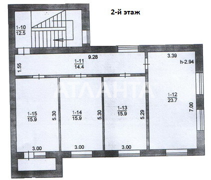 Продается Здание общего назначения на ул. Хантадзе — 190 000 у.е. (фото №9)