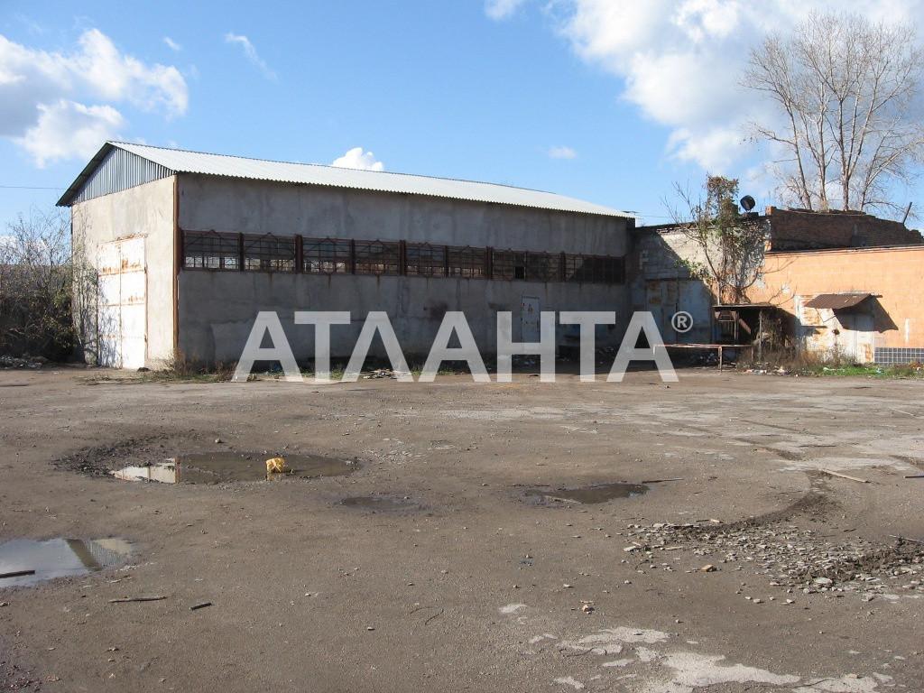 Продается Склад на ул. Локомотивная — 100 000 у.е.