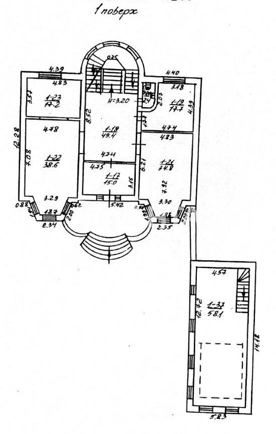 Продается Дом на ул. Аркадиевский Пер. — 1 300 000 у.е. (фото №7)