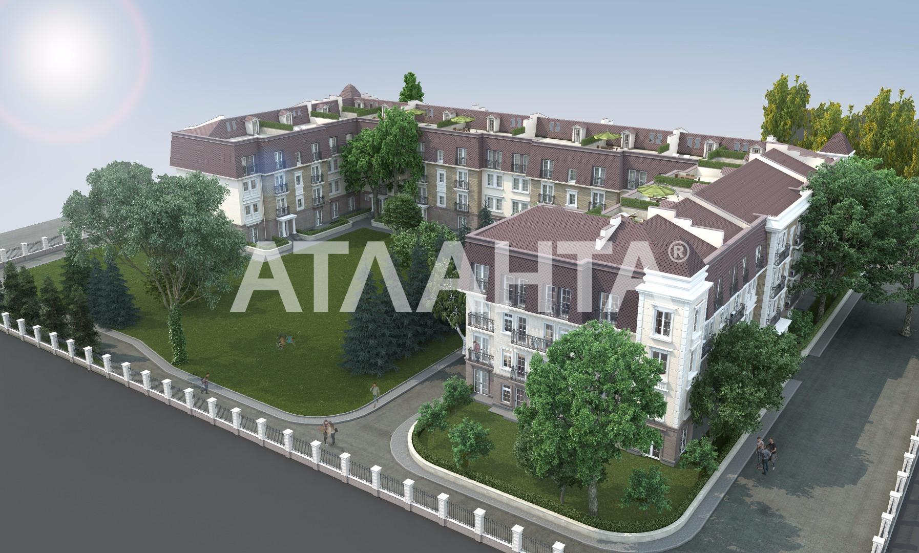Продается 1-комнатная Квартира на ул. Майский Пер. — 70 120 у.е.