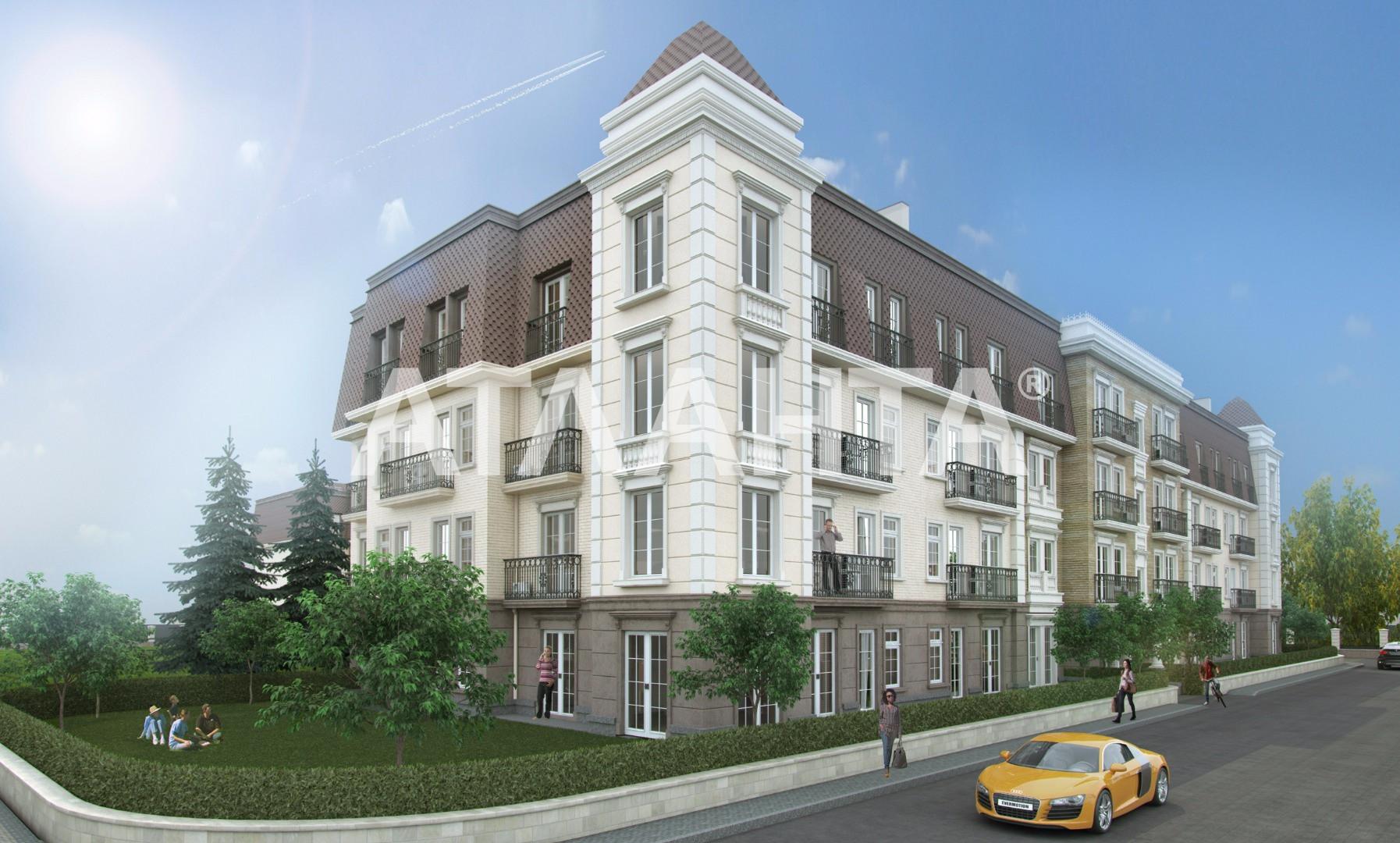 Продается 1-комнатная Квартира на ул. Майский Пер. — 70 120 у.е. (фото №2)