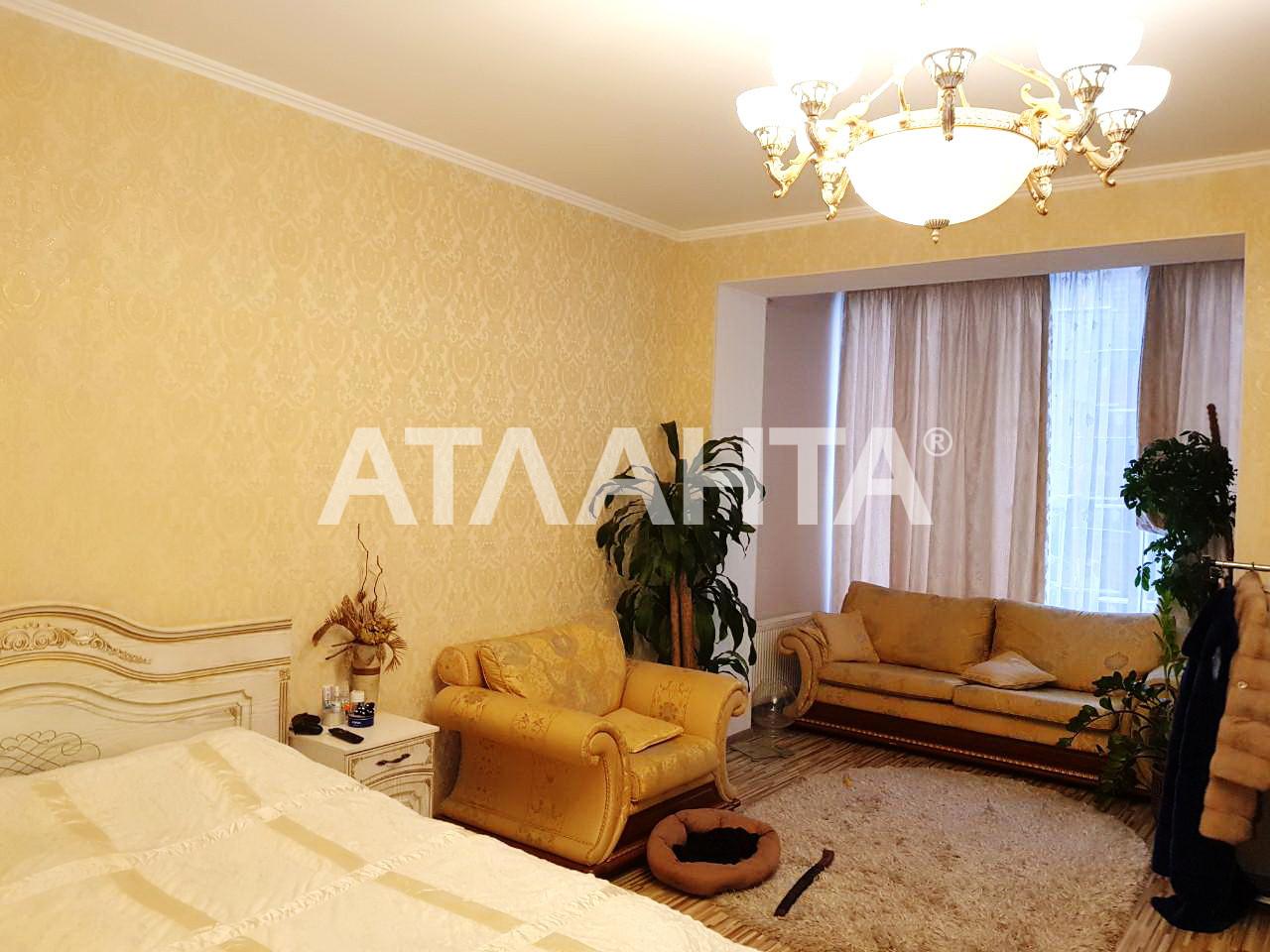 Продается 1-комнатная Квартира на ул. Вишневая — 55 000 у.е.
