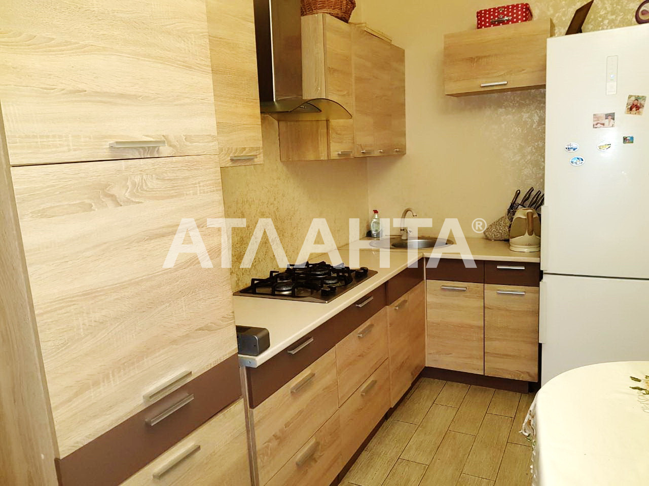 Продается 1-комнатная Квартира на ул. Вишневая — 55 000 у.е. (фото №3)