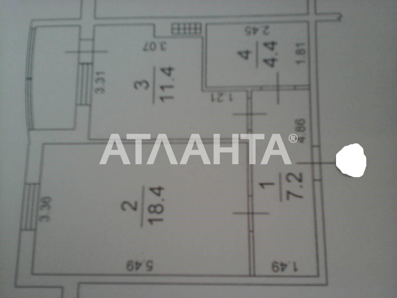 Продается 1-комнатная Квартира на ул. Костанди — 44 000 у.е. (фото №6)