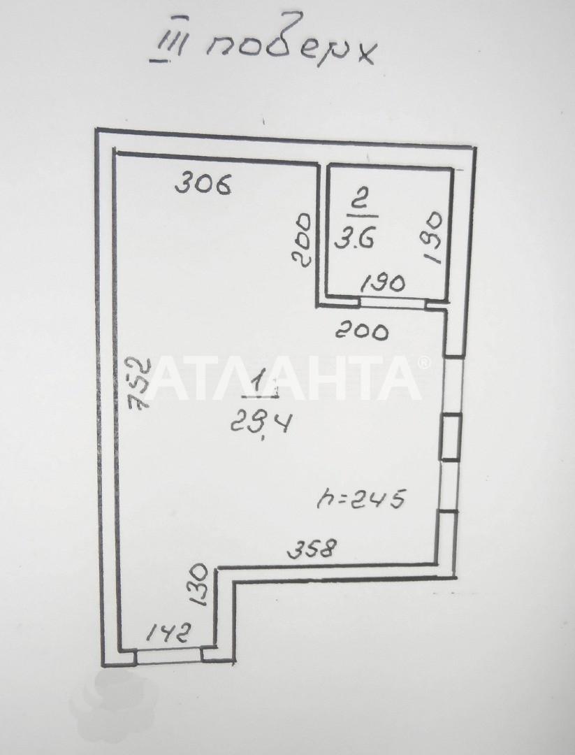 Продается 1-комнатная Квартира на ул. Черноморского Казачества — 20 000 у.е. (фото №12)