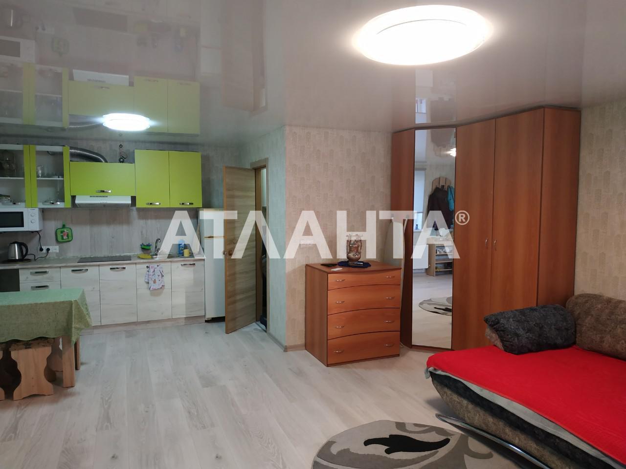 Продается 1-комнатная Квартира на ул. Черноморского Казачества — 20 000 у.е.