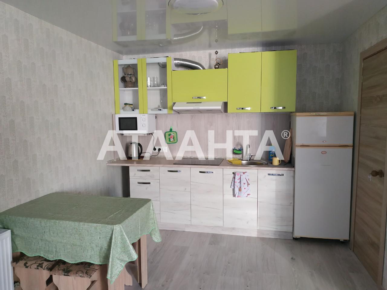 Продается 1-комнатная Квартира на ул. Черноморского Казачества — 20 000 у.е. (фото №2)