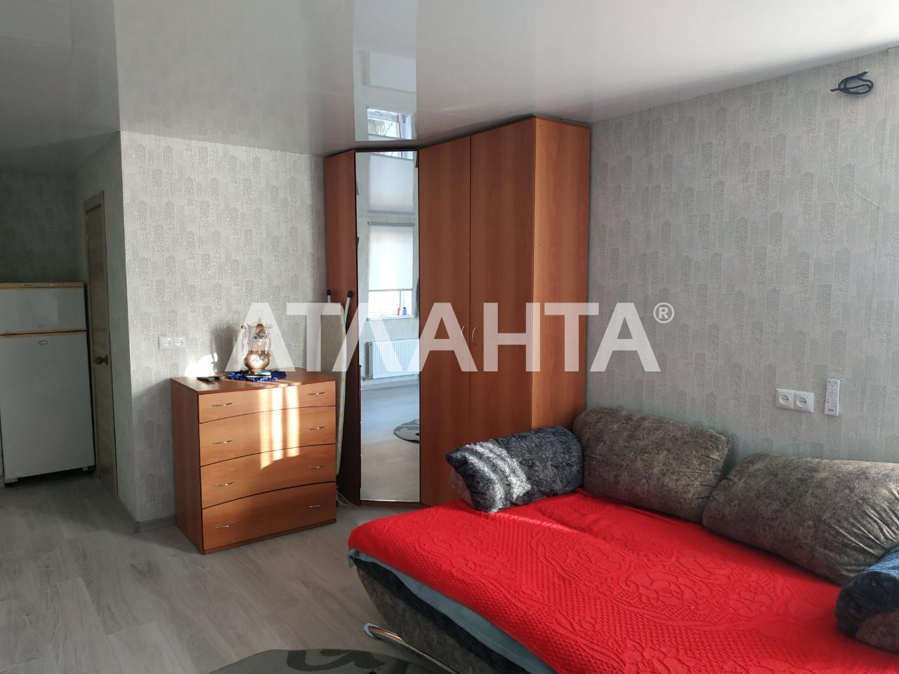 Продается 1-комнатная Квартира на ул. Черноморского Казачества — 20 000 у.е. (фото №4)