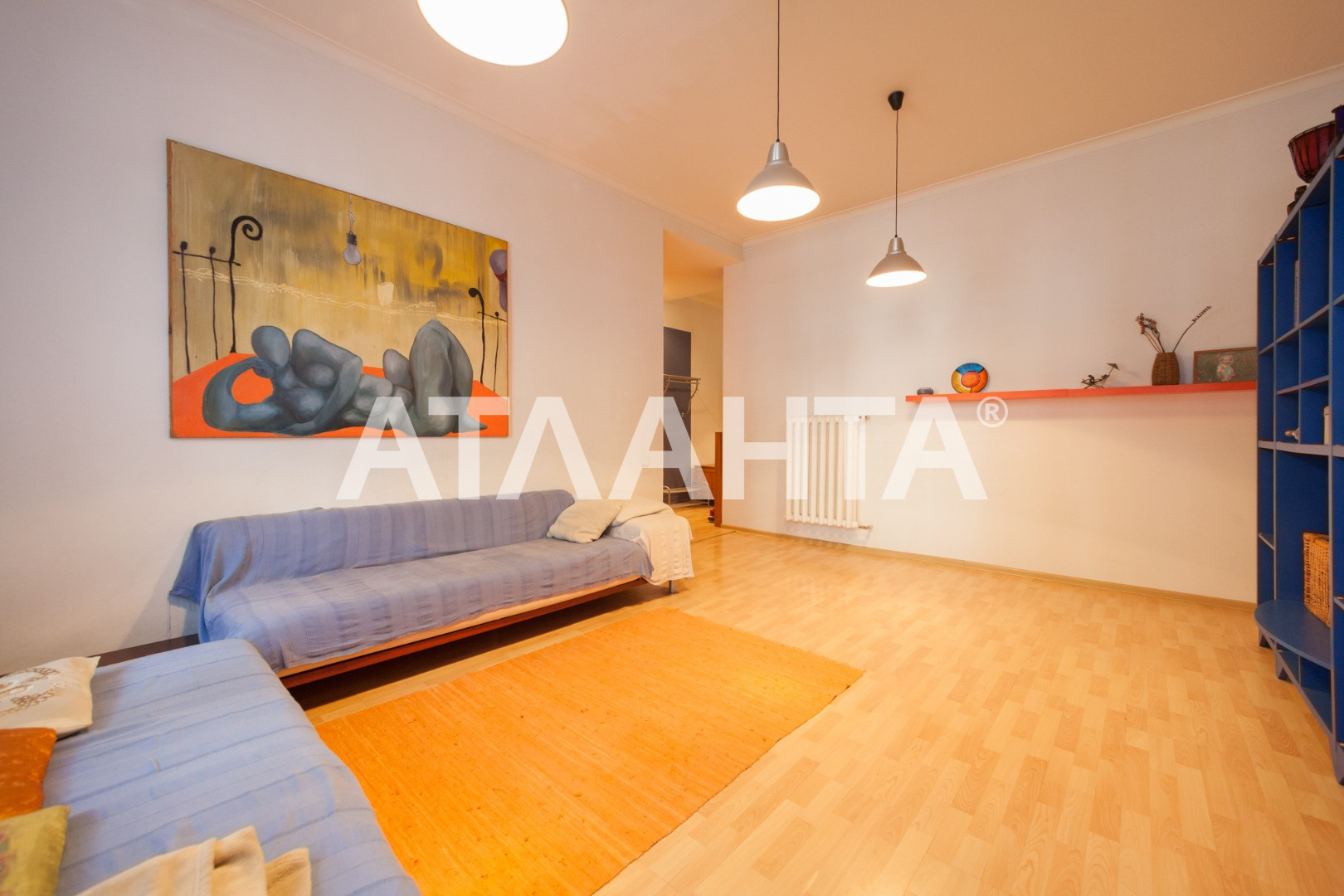 Продается 3-комнатная Квартира на ул. Военный Сп. (Жанны Лябурб Сп.) — 95 000 у.е. (фото №2)