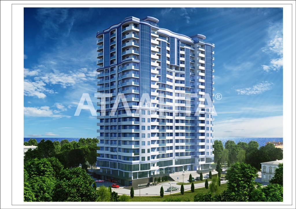 Продается 1-комнатная Квартира на ул. Кордонный Пер. — 75 420 у.е.