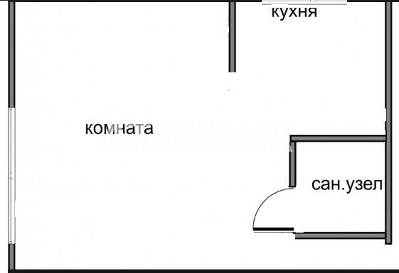 Продается 1-комнатная Квартира на ул. Дача Ковалевского (Амундсена) — 34 000 у.е. (фото №9)
