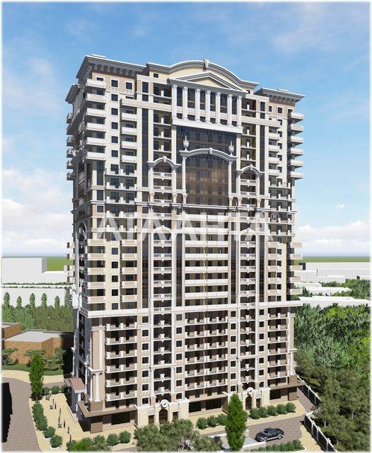 Продается 1-комнатная Квартира на ул. Тополинный Пер. — 45 993 у.е.