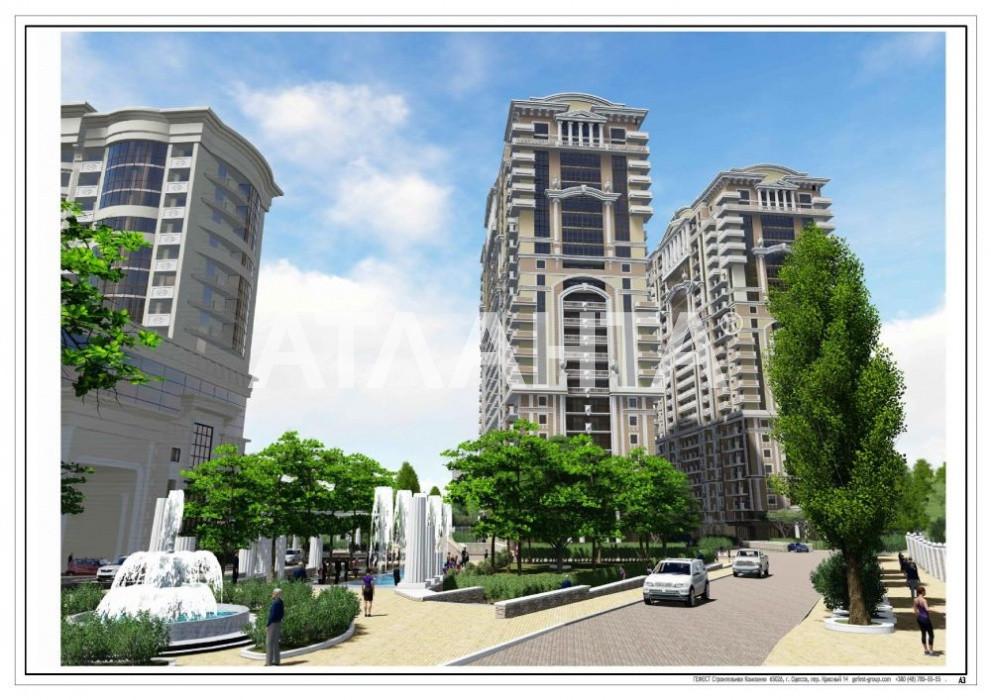 Продается 1-комнатная Квартира на ул. Тополинный Пер. — 45 993 у.е. (фото №5)