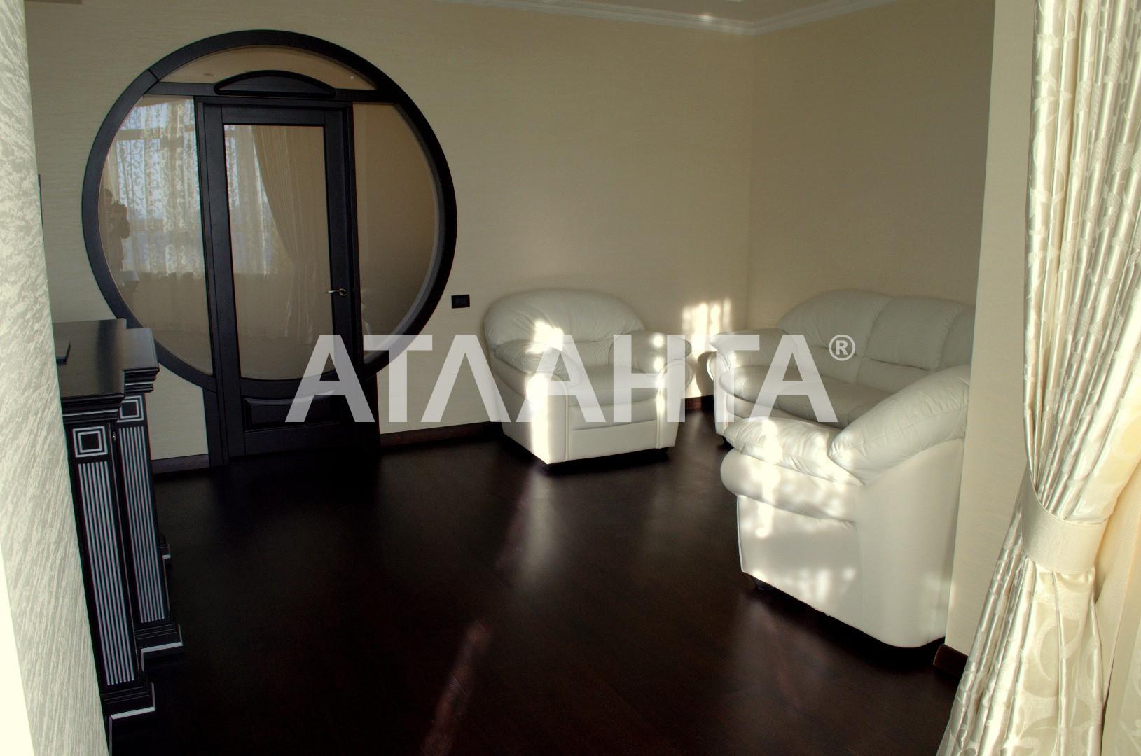 Продается 4-комнатная Квартира на ул. Французский Бул. (Пролетарский Бул.) — 350 000 у.е. (фото №2)