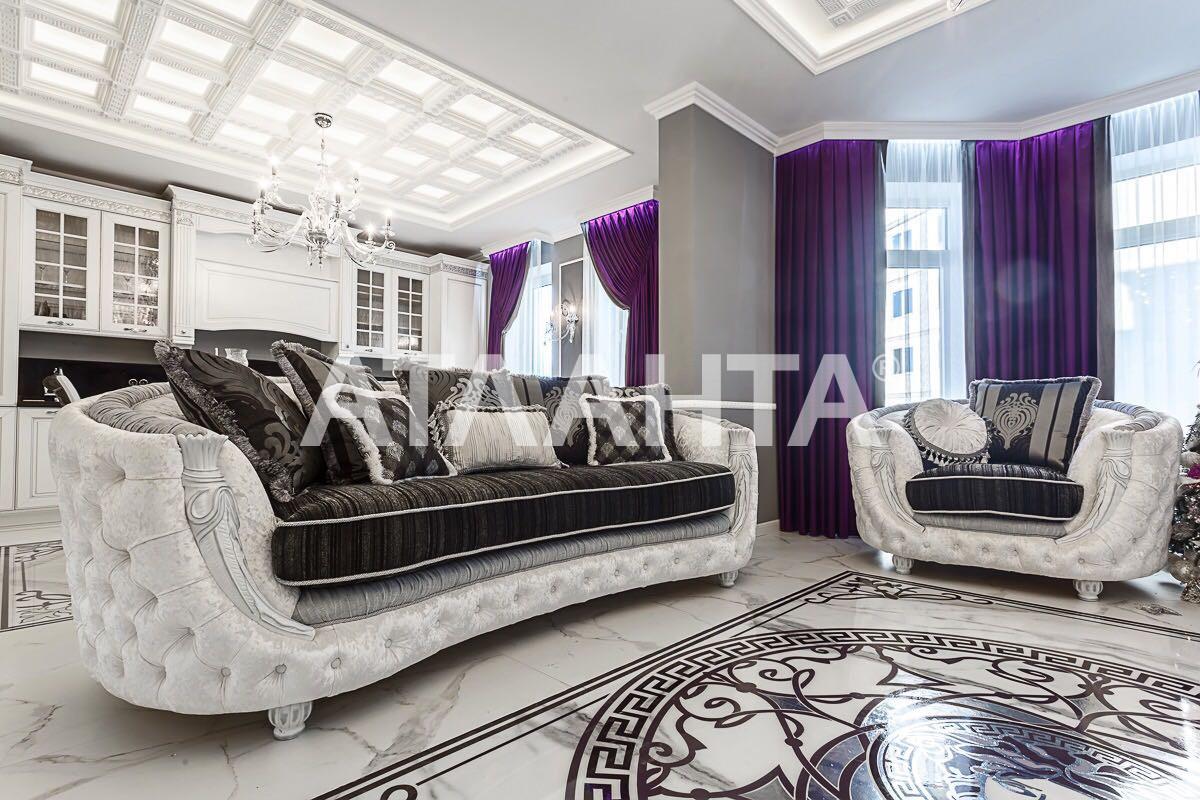 Продается 3-комнатная Квартира на ул. Фонтанская Дор. (Перекопской Дивизии) — 210 000 у.е. (фото №2)