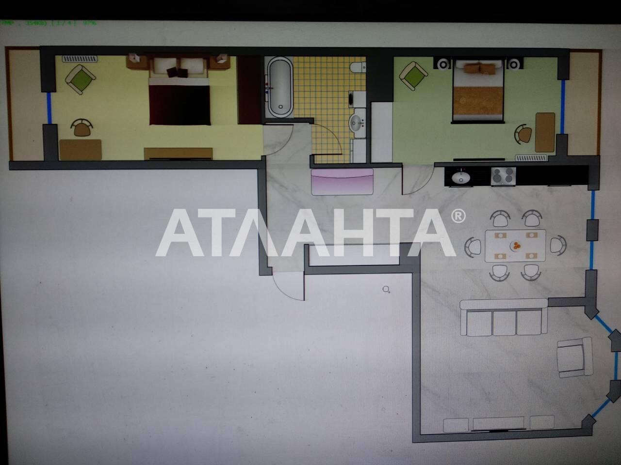 Продается 3-комнатная Квартира на ул. Фонтанская Дор. (Перекопской Дивизии) — 210 000 у.е. (фото №13)