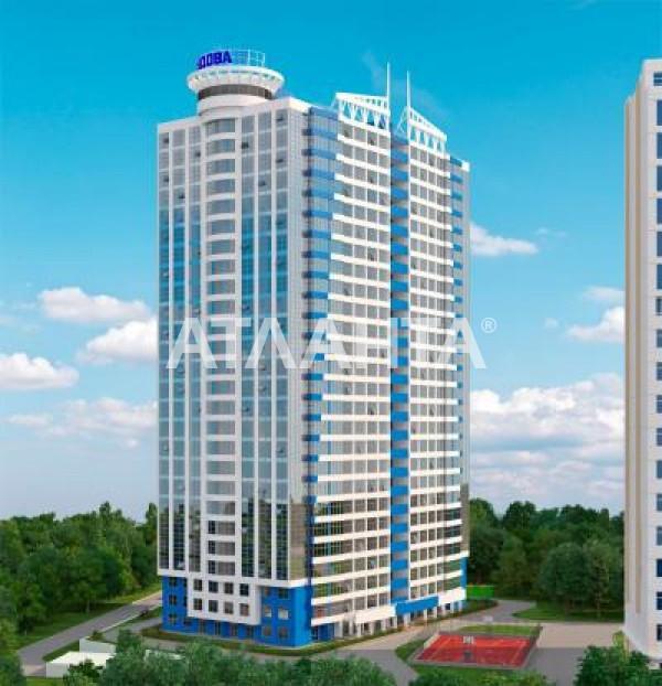 Продается 1-комнатная Квартира на ул. Новобереговая — 67 680 у.е. (фото №8)