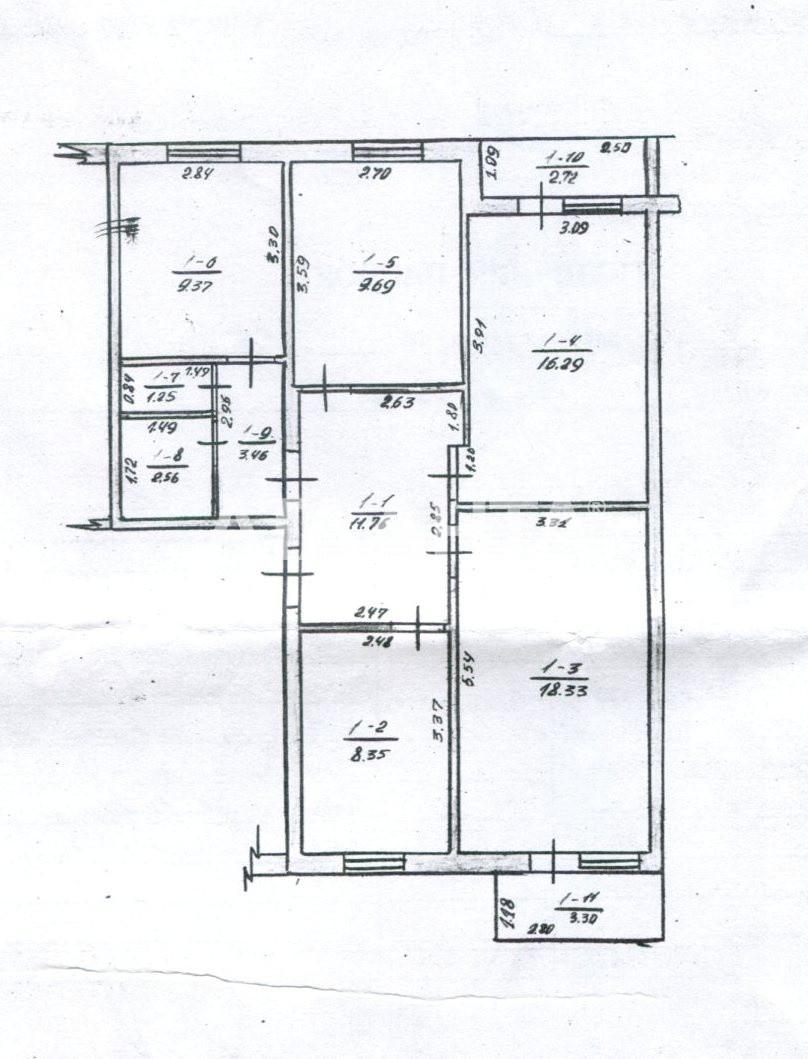 Продается 4-комнатная Квартира на ул. Мичурина — 35 000 у.е. (фото №6)